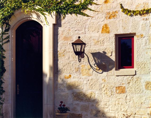 Garey Estate mediterranean-exterior