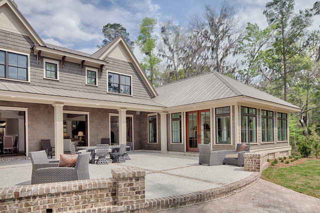 Georgetown low country neighborhood traditional for Visbeen architects georgetown