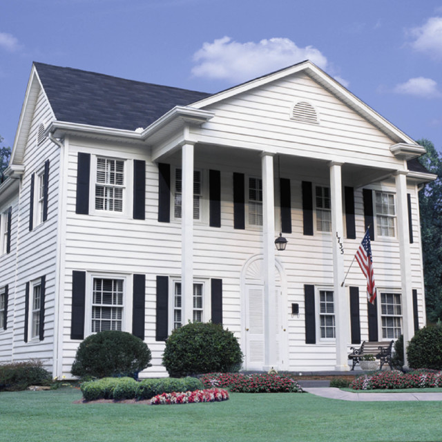 Georgia pacific vinyl siding traditional exterior Georgia pacific vinyl siding