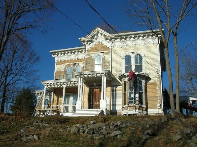 Ghent NY Home Restoration