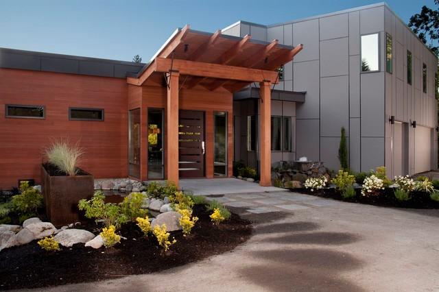 Gig harbor contemporary contemporary exterior for Furniture gig harbor