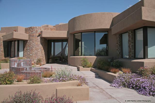 Gillis Residence contemporary-exterior