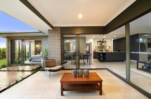 Gj gardner display home north lakes contemporary Pictures of new homes interior