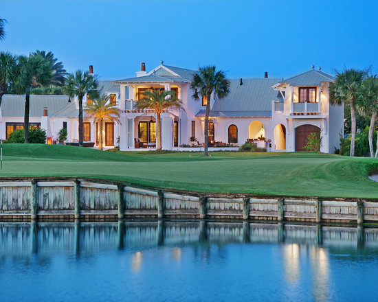 Golf Course House Plan Home Design Ideas Pictures