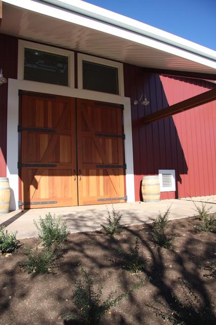 Glen Ellen Winery - Traditional - Exterior - san francisco - by Rempe Construction
