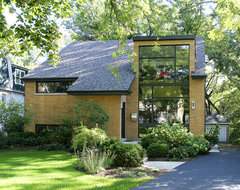 Glen Ellyn Addition contemporary exterior