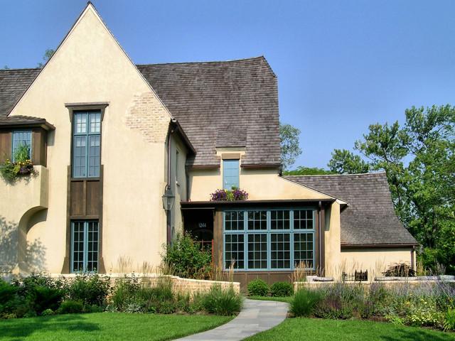 Glencoe traditional-exterior