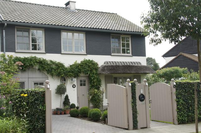 Gmlens Country House (Belgium) traditional-exterior