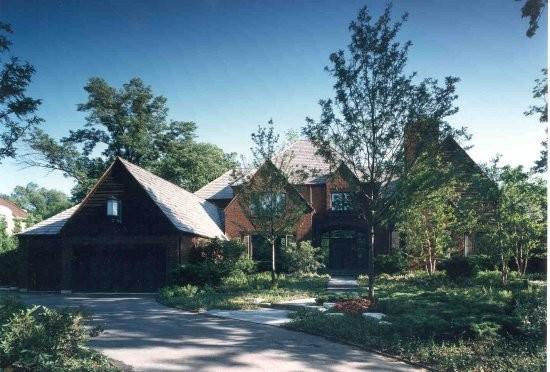 Goldberg Downey Architects traditional-exterior