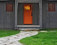 Goose Farm rustic-exterior