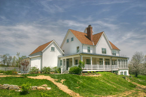 Gothic Revival Farmhouse