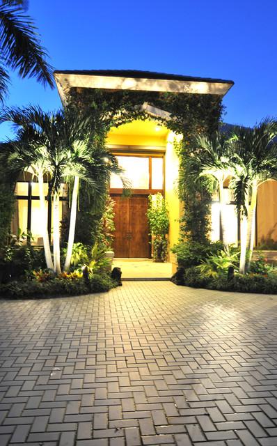 Grand Home Renovation mediterranean-exterior