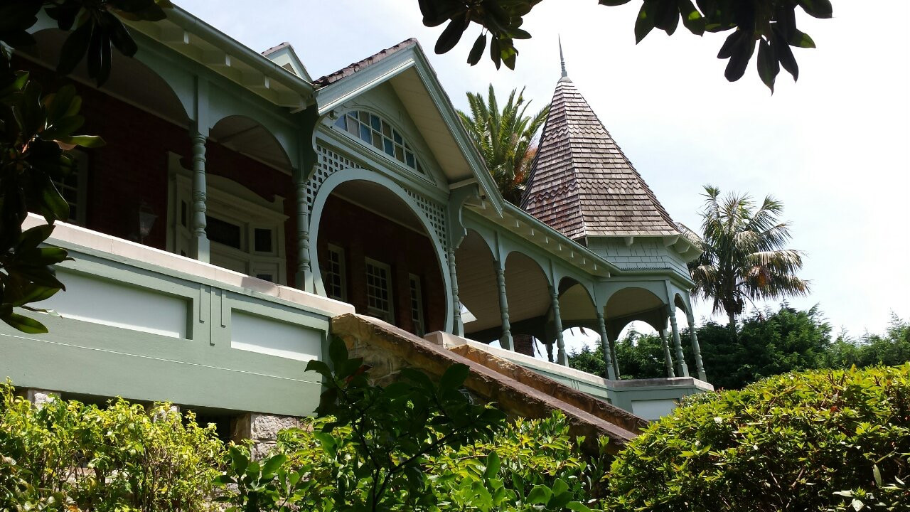 Grand old federation home. Exterior Painting. Parrawi Rd, Mosman