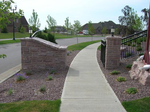 Grand Prairie traditional-exterior