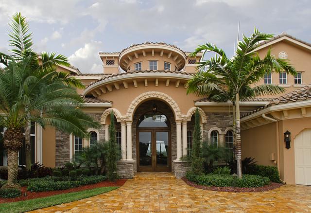 Grand Residence mediterranean-exterior