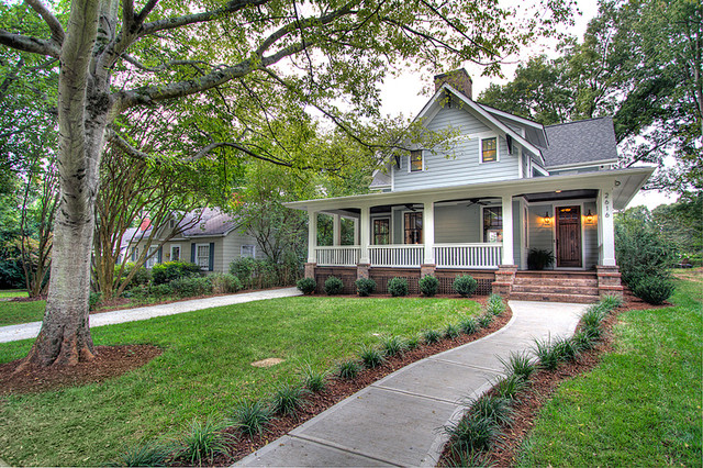 Grandfather Homes - 2616 Laburnum Ave Charlotte NC traditional-exterior