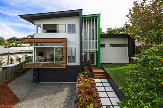 grange project modern exterior brisbane by ana commercial building design amp construction brisbane
