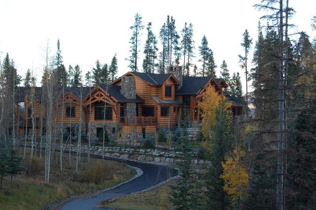Great Divide Builders rustic-exterior