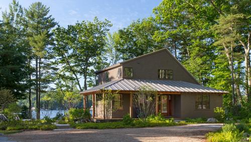 ไอเดียบ้านชั้นครึ่ง 08 Great East Lake Camp