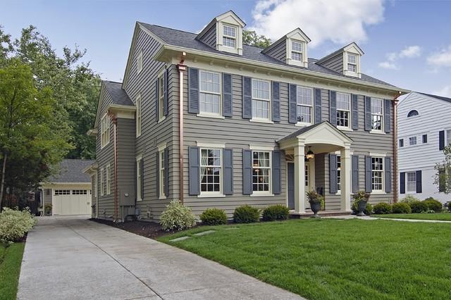 Great Neighborhood Homes traditional-exterior