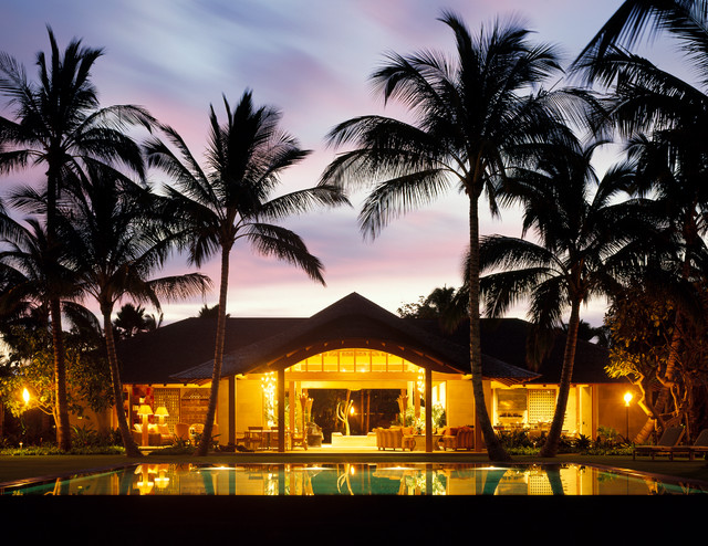 Great Room tropical-exterior