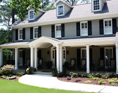 Green Basements & Remodeling - Exterior traditional-exterior