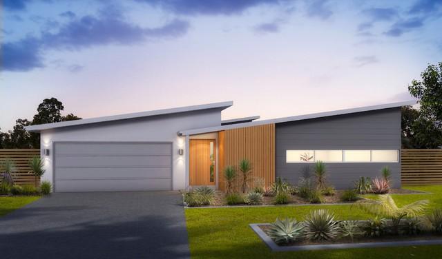 Green Homes Australia Eclipse Range House Facades - Contemporary ...