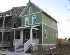 Green House - 1152 - South Main Colorado traditional-exterior