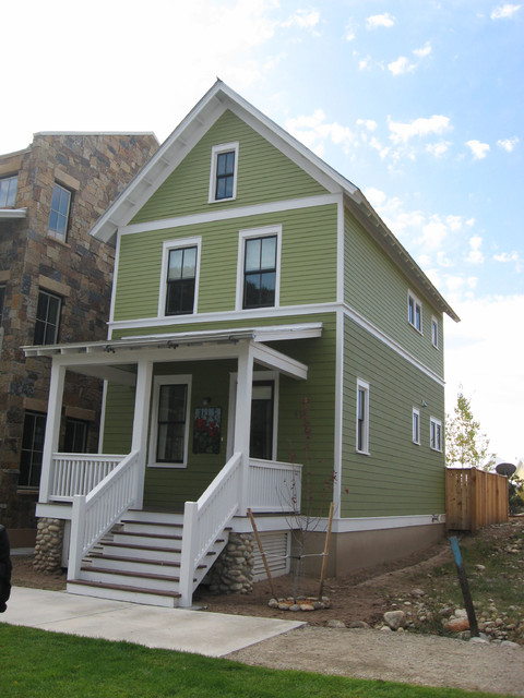 Green House - 1152 - South Main Colorado