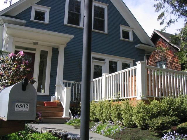 Green Lake Remodel traditional-exterior