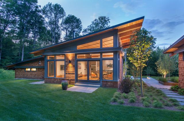 Green Mountain Getaway Guest House Contemporary