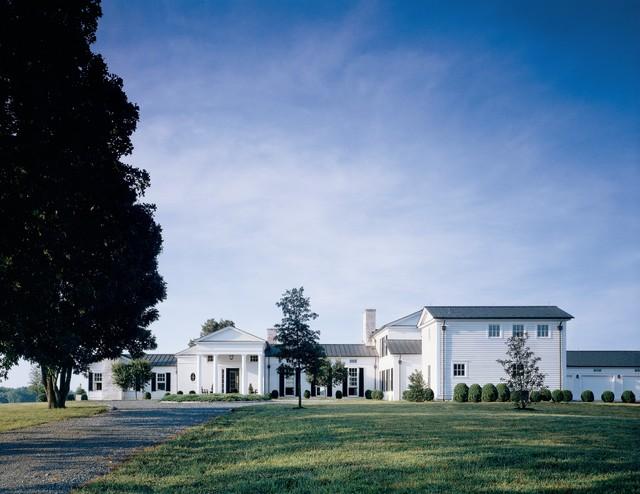 Green Springs Farm farmhouse-exterior