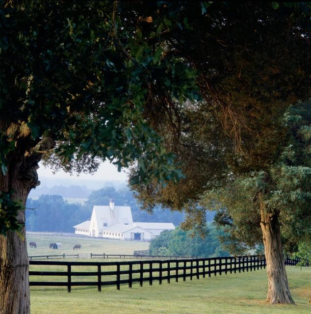 Green Springs Farm farmhouse
