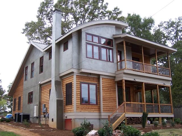 Greene Residence modern-exterior