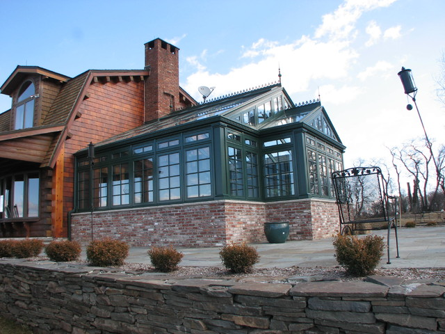greenhouse residential hartford green   traditional