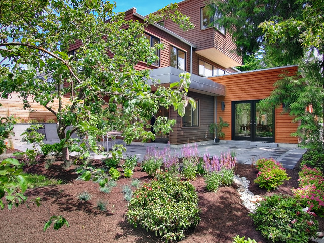 The Orchard modern-exterior