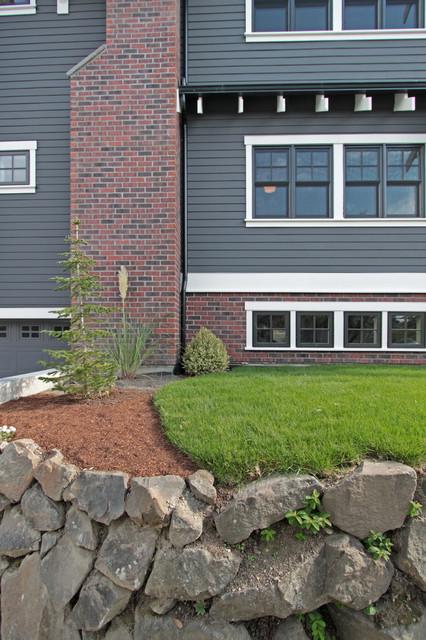 Greenlake Residence craftsman-exterior