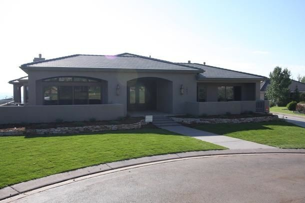 Greenside Point contemporary-exterior