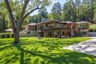 Modern Residence Greenville Sc