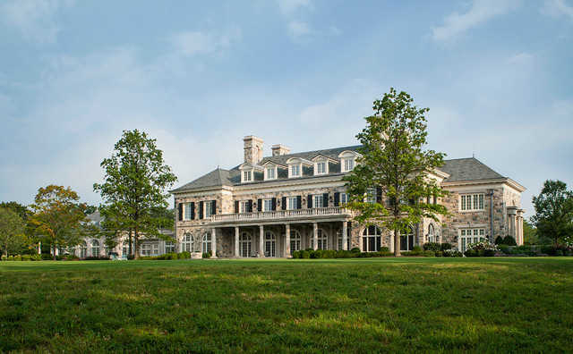 Greenwich Ct Residence Traditional Exterior New
