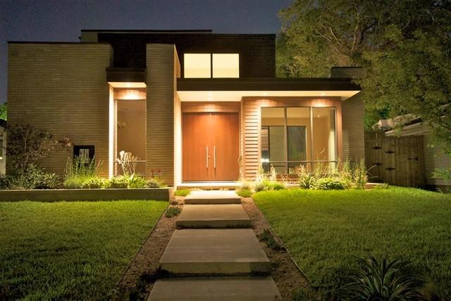Greico Designer Builders Dallas modern-exterior