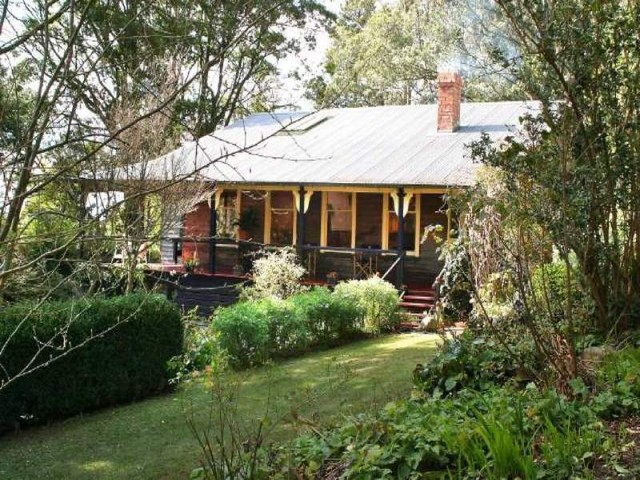 "traditional exterior ""Greystanes"" Front of House"