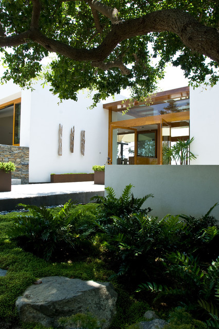 Grounded - Modern Landscape Architecture contemporary-exterior