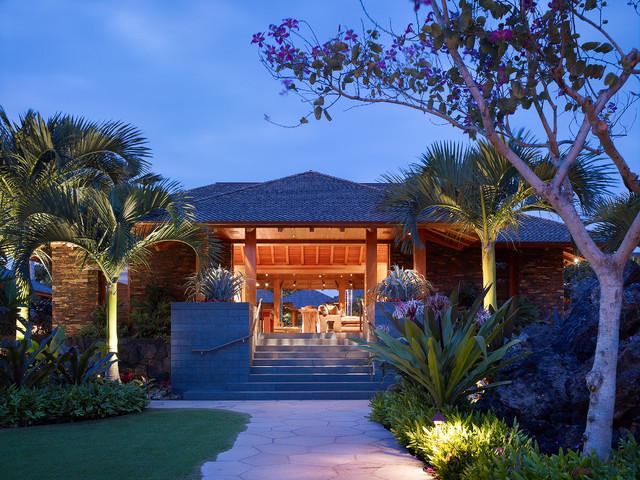 Guest Building tropical-exterior