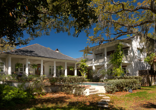 Gulf Coast Creole Cottage Exterior Tampa By Cooper