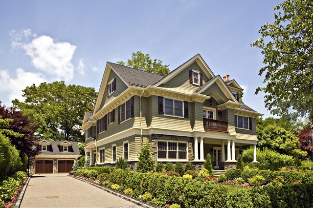 Gustavson Dundes Architecture traditional-exterior