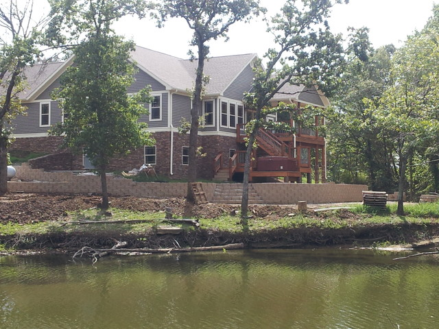 Guthrie Traditional Exterior Other By Mbn Construction