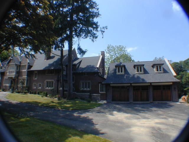 Gypsy Lane - Manor Home Renovation traditional-exterior