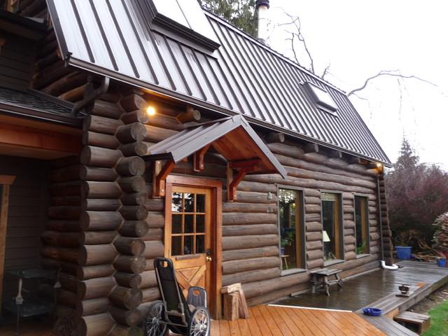 Hagerman Lodge eclectic-exterior