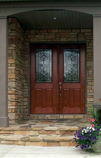 Half Lite 2 Panel Fcm114 Traditional Exterior Tampa